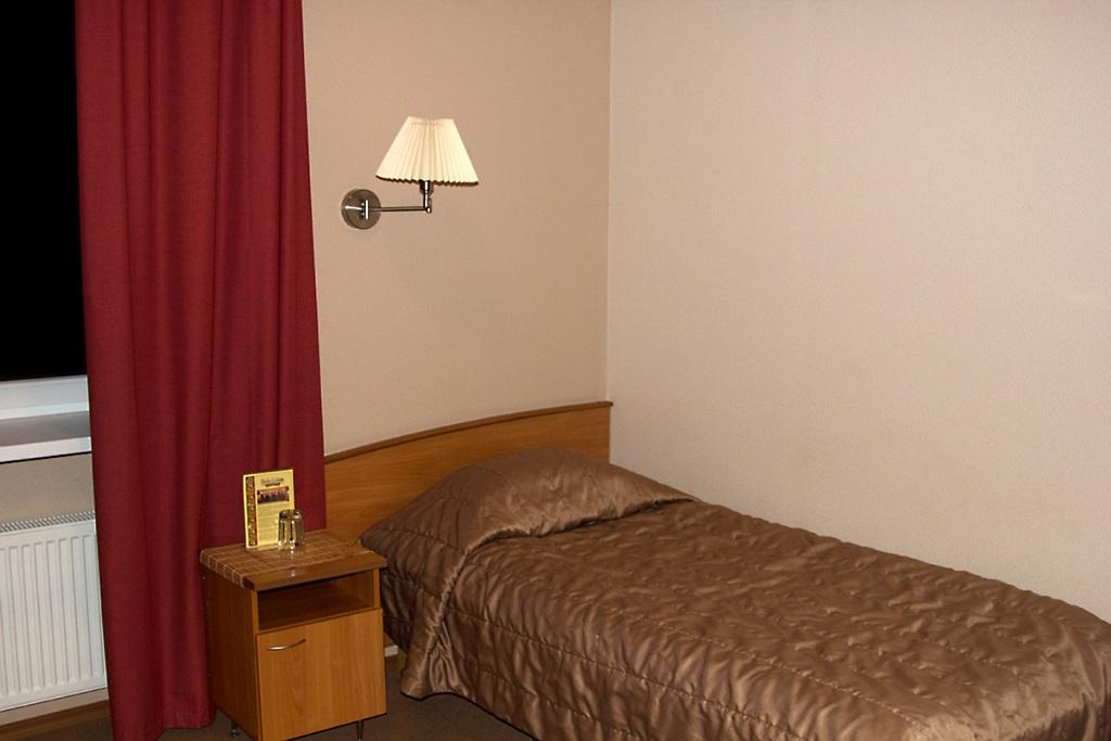 Одноместный номер в гостинице