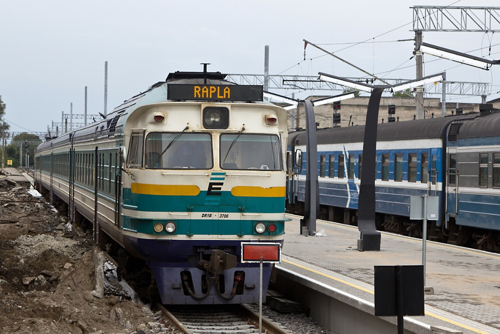 поездов фирмы «Штадлер».